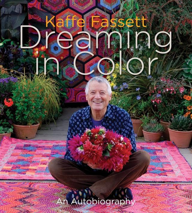 KaffeDreamingColor99962J  Kaffe Fassett: Dreaming in Color KaffeDreamingColor99962J2