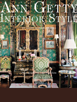 Ann Getty: Interior Style ann getty interior style book cover