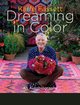 Kaffe Fassett: Dreaming in Color kaffe fassett dreaming in color book cover