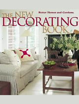 Better Homes & Gardens: Decorating Book the new decorating book homes and gardens book cover