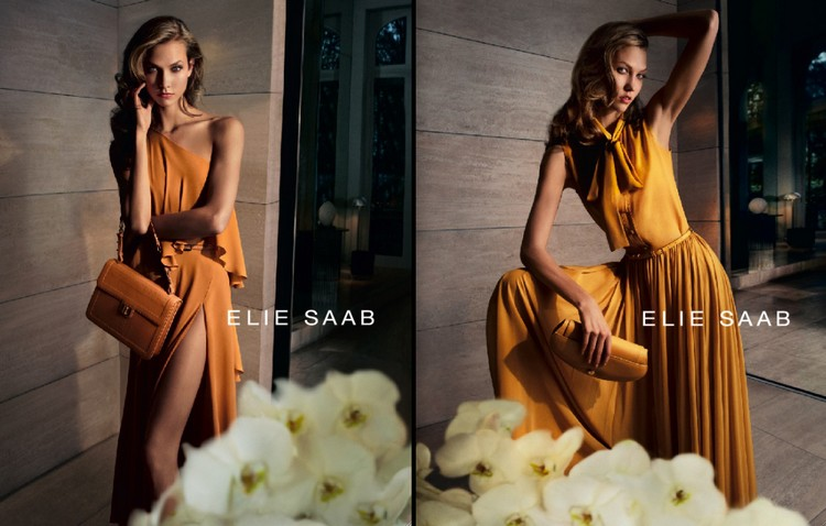 Elie-Saab-spring-ad-campaign elie saab book ELIE SAAB BOOK BY JANIE SAMET Elie Saab spring ad campaign