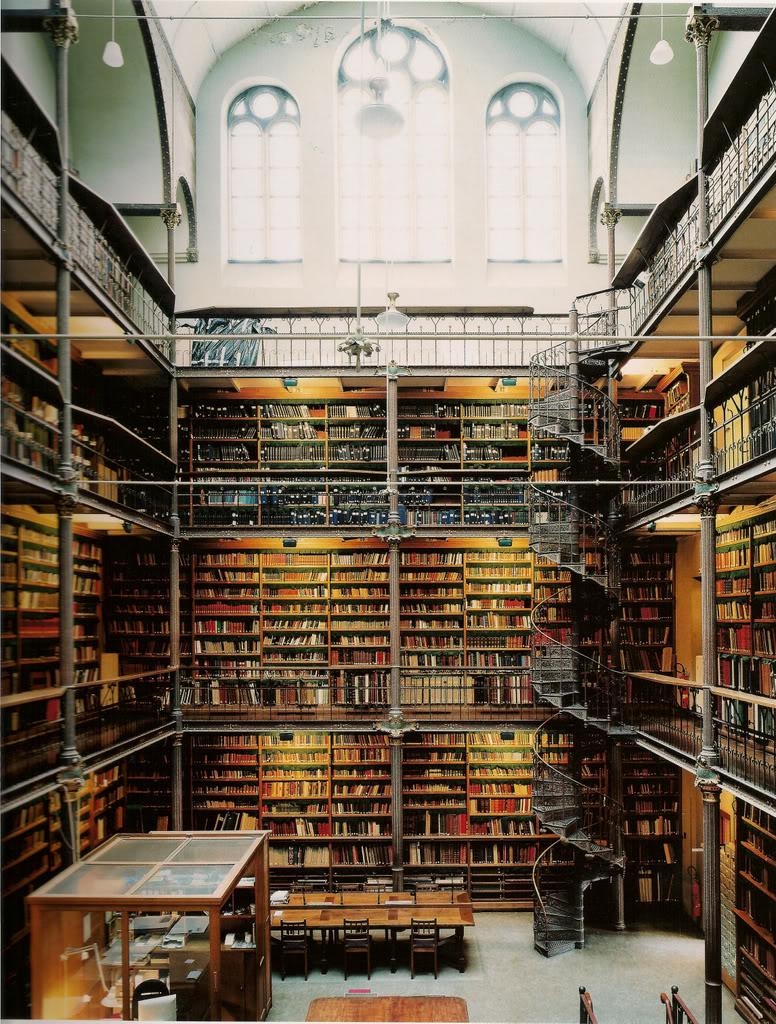 RIJKSMUSEUM-RESEARCH-LIBRARY-AMSTERDAM-interior best libraries around the world BEST LIBRARIES AROUND THE WORLD (CONT) RIJKSMUSEUM RESEARCH LIBRARY AMSTERDAM interior