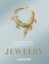THE IMPOSSIBLE COLLECTION OF JEWELRY BOOK