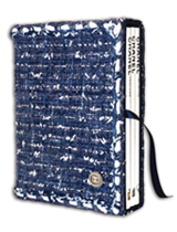 Limited Edition Books Dressed in Chanel chanel assouline tweed books covers
