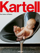 Kartell: The Culture of Plastics kartell the culture of plastics book cover