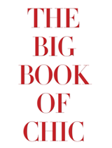 THE BIG BOOK OF CHIC by MILES REDD the big book of chic miles redd book cover