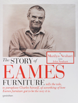 The Story of Eames Furniture the story of eames furniture book cover