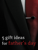 5 different gift ideas for Father's Day 5 gift ideas fathers day