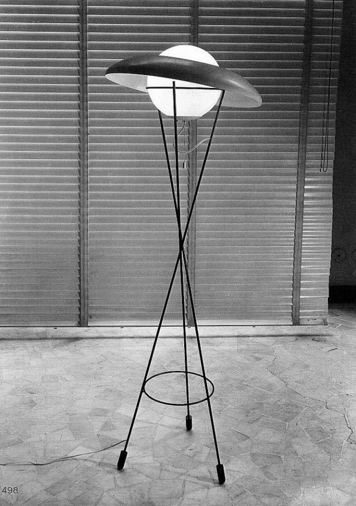 Gino Sarfatti 1938-1973 - 2012 gino sarfatti complete works Gino Sarfatti Complete Works 1938-1973 design flos sarfatti H  lsb  mer photographs