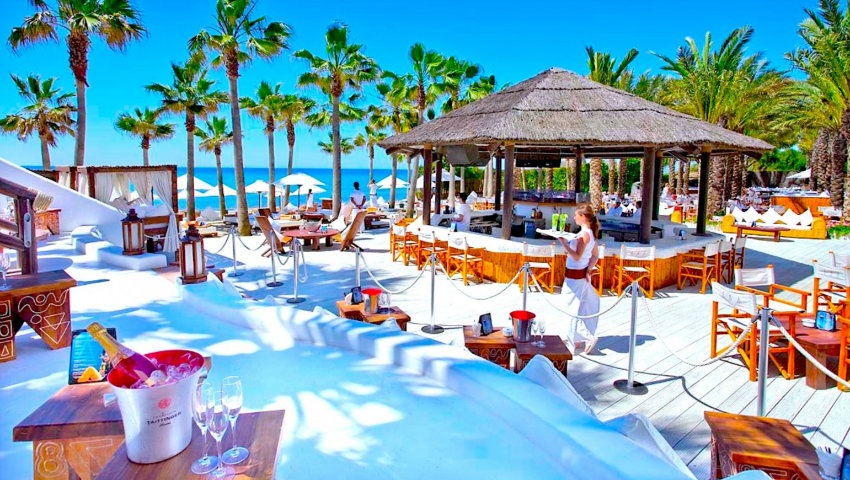 in the spirit of miami beach In the Spirit of Miami Beach Nikki Beach 4K Miami Florida Walpaper 1680x1050