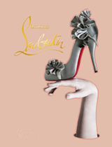 Christian Louboutin The Man Behind the Shoes louboutin book covers