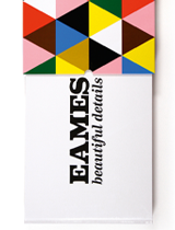Best Furniture and lighting books: Eames – Beautiful Details Eames Beautiful Details book cover