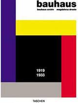 Bauhaus: 1919-1933 capabaus