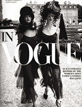 In Vogue: The illustrated History of the World's Most Famous Fashion Magazine capavogue