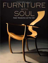 Furniture with soul – Master Woodwoekers and Their Craft capabooks
