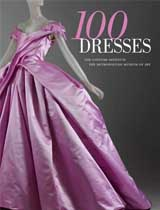 100 Dresses – The Costume Institute / The Metropolitan Museum of Art capabooks1