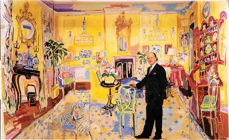 Mario Buatta  Fifty Years of American Interior Decoration of Mario Buatta 2 mariobuatta p004 005