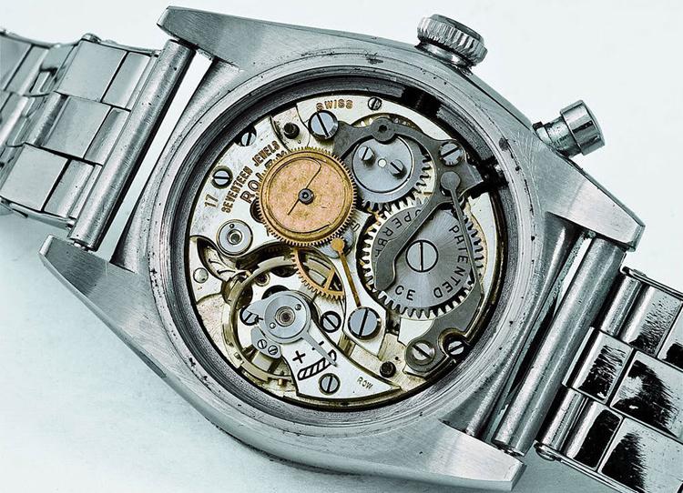 5 Rolex-Zerographe-3346-04  100 Superlative Rolex Watches 5 Rolex Zerographe 3346 04