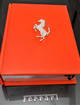 Ferrari – The world's most expensive book capausar