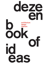 Dezeen Book of Ideas capabooks