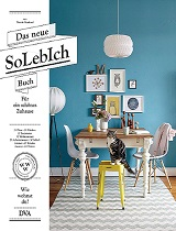 The new SoLeb'Ich Book – Ideas For a Beautiful Home das neue solebich buch the new solebich book cover