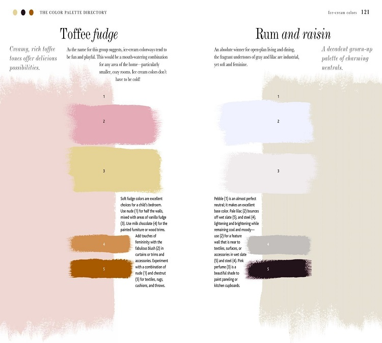 The Color Scheme Bible by Anna Starmer Color Scheme Bible The Color Scheme Bible by Anna Starmer The color scheme bible pink