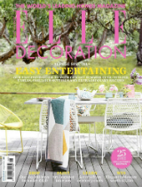 Best Design Magazines: June Issues Best Design Magazines Elle decoration cover