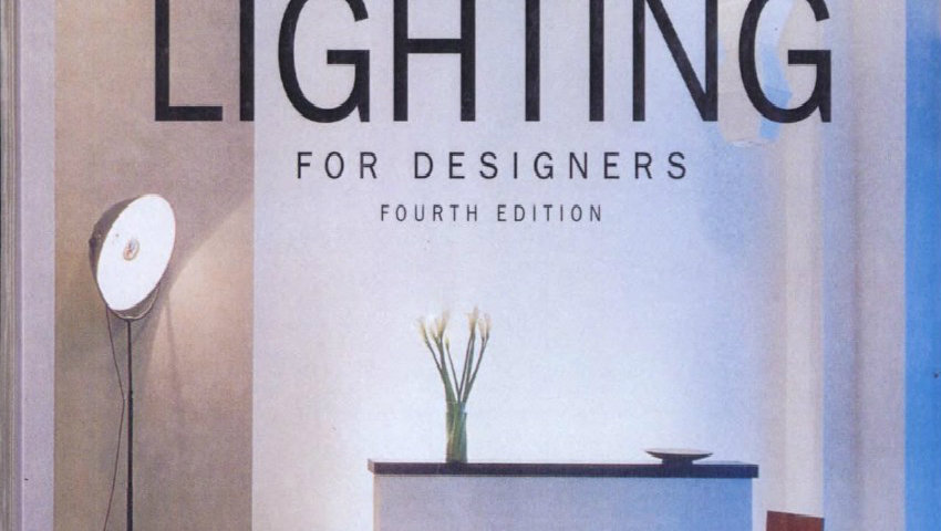 lighting design book The Essential Lighting Design Book for Designers The Essential Lighting Design Book for Designers 5