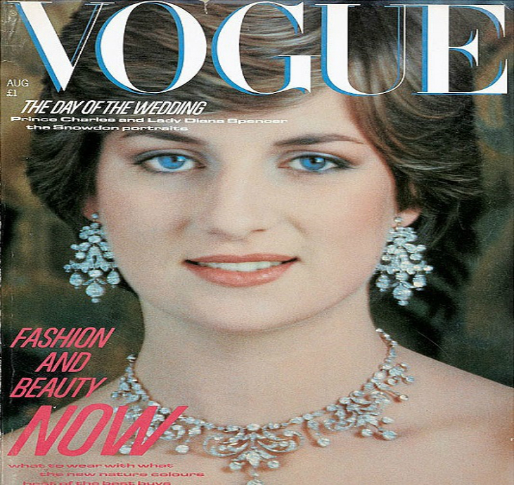 Vogue-cover-Diana-Princess-Of-Wales-August-1981  Top 10 most iconic Vogue magazine covers of all time Vogue cover Diana Princess Of Wales August 1981