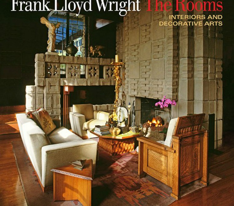 BEST DESIGN BOOKS: FRANK LLOYD WRIGHT: THE ROOMS  Best Design Books: Frank Lloyd Wright: The Rooms Best Design Books Frank Lloyd Wright The Rooms1 750x660