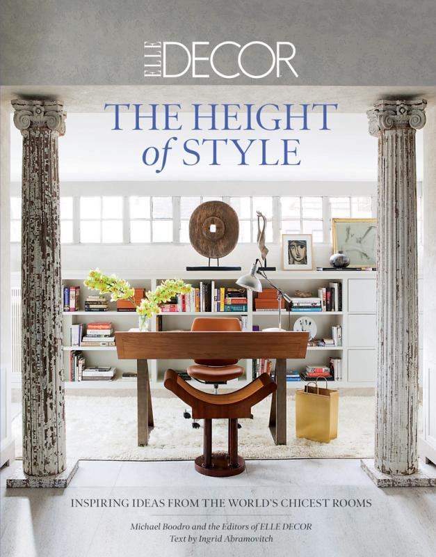 Elle Decor Book Inspiring Ideas From The World S Chicest Rooms Best Design Books