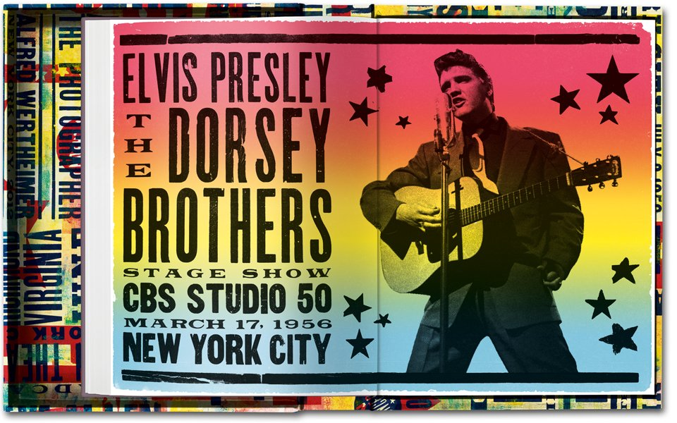 The Amazing Photobook of Elvis and the Birth of Rock and Roll