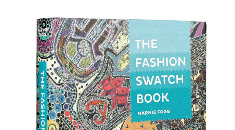 Best Fashion Books The Fashion Swatch Book (1)