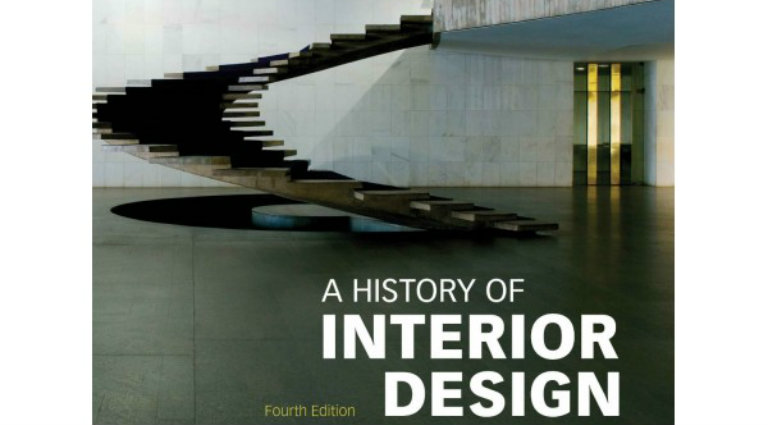 Interior design Books A History of Interior Design