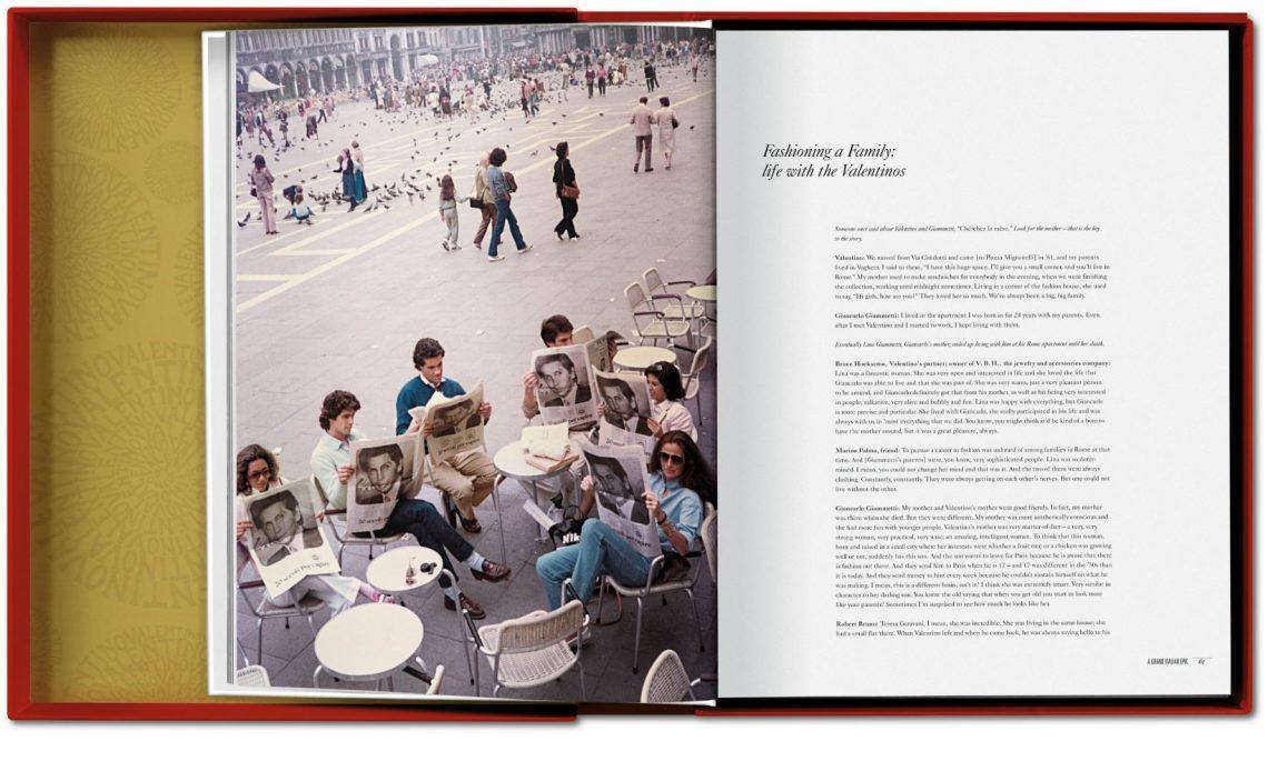 Best Design Books Valentino Garavani - Una grande storia italiana  Best Design Books: Valentino Garavani Best Design Books Valentino Garavani Una grande storia italiana 5