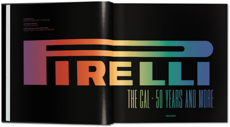 Book Review: Pirelli the Calendar – 50 Years And More