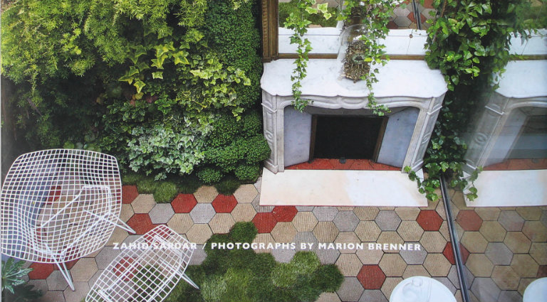 Books Review: Private Gardens of Paris  Books Review: Private Gardens of Paris Private Gardens of Paris 1 Fonte Rizzoli1