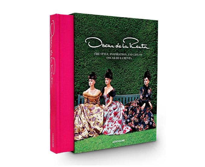 Book Review Feel inspired by Oscar de la Renta (1)