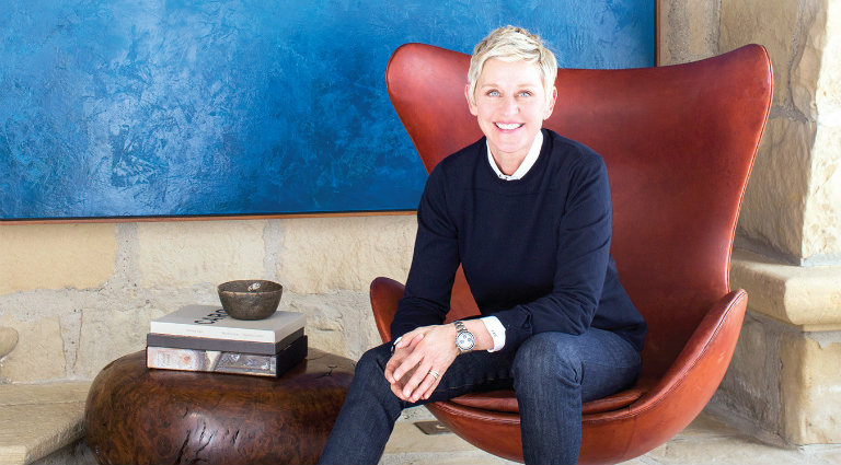Book Review: decorate your Home with Ellen DeGeneres