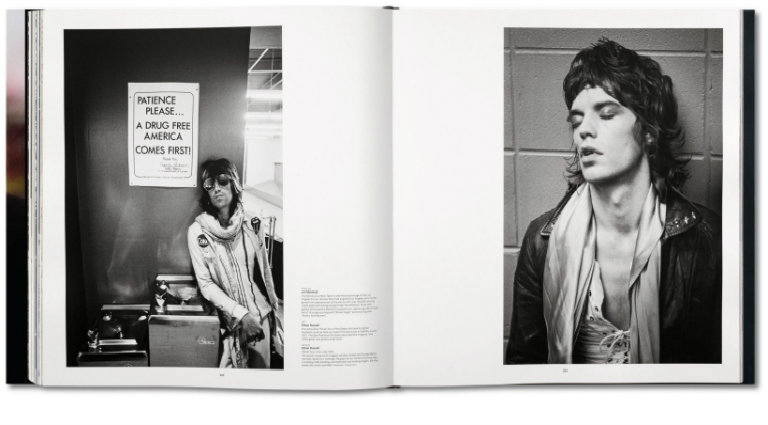 Books Review: The Rolling Stones official photographic record