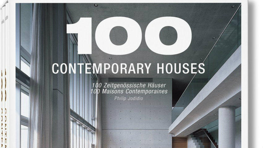 Book Review 100 Contemporary Houses (1) 100 contemporary houses Book Review: 100 Contemporary Houses Book Review 100 Contemporary Houses 1
