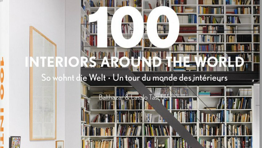 Interior Design Books 100 Interiors Around the World 100 interiors around the world Interior Design Books: 100 Interiors Around the World Interior Design Books 100 Interiors Around the World 1 1