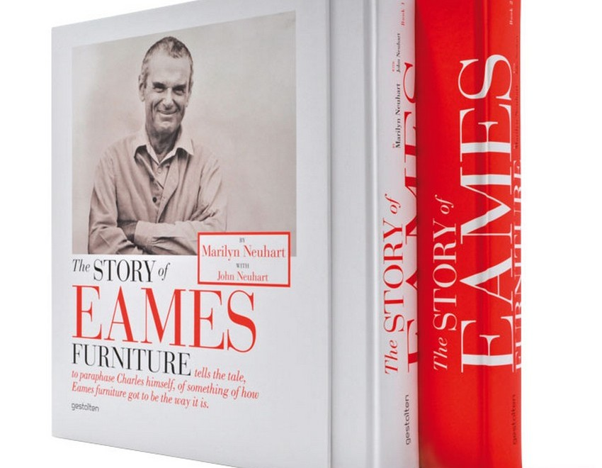 Interior Design Books The Story of Eames Furniture  Interior Design Books: The Story of Eames Furniture Interior Design Books The Story of Eames Furniture 6 850x660