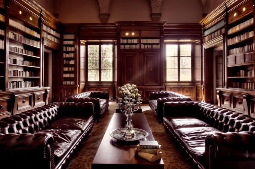 Hotel Libraries Around the World (4)