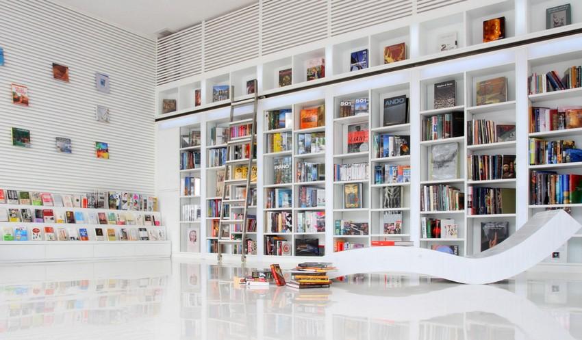 Hotel Libraries Around the World (5)