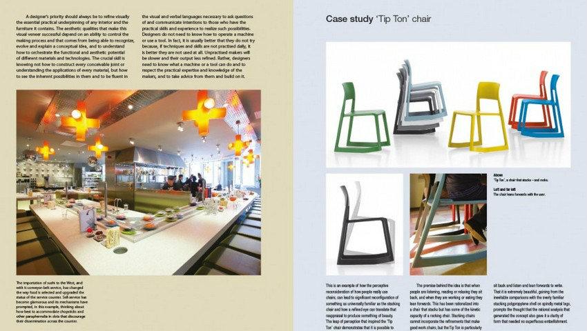 Book Review Furniture For Interior Design