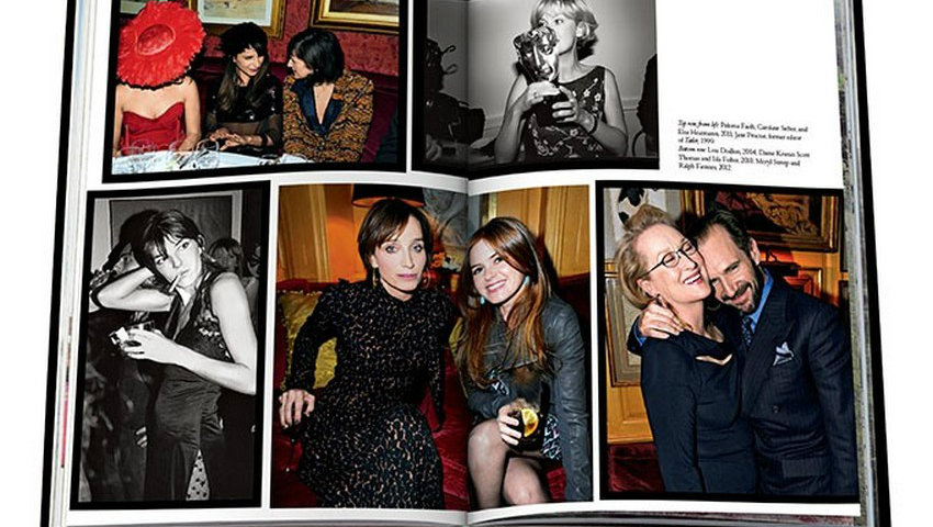 Book Review The Night Before BAFTA by Assouline