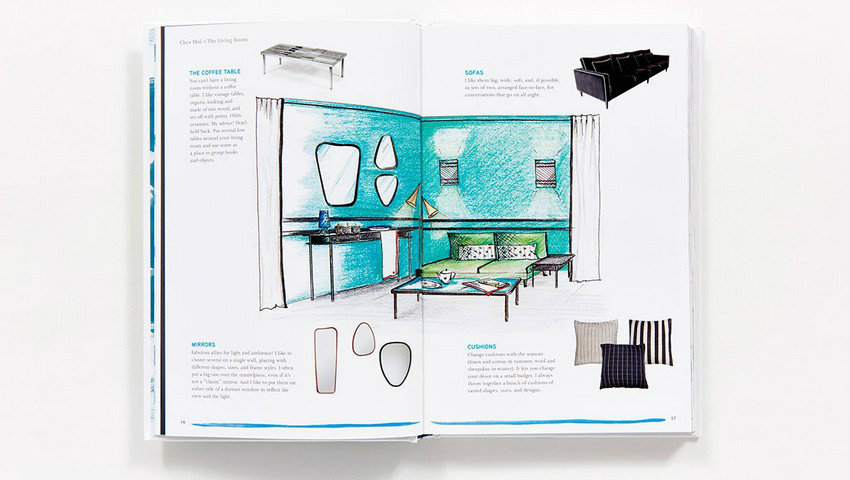 sarah lavoine Book Review: Decorate your Home Like a Parisienne with Sarah Lavoine 1