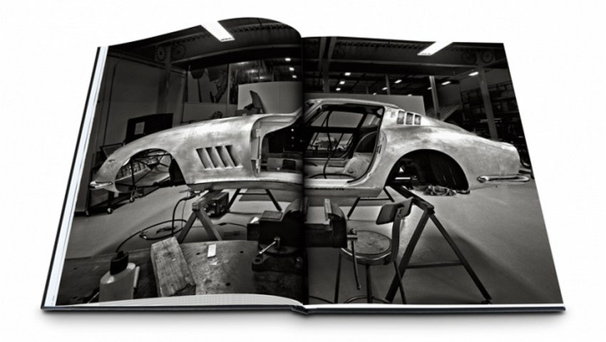 new book New Book: Legendary Sports Car Ferrari 275 GTB New Book Legendary Sports Car Ferrari 275 GTB 2