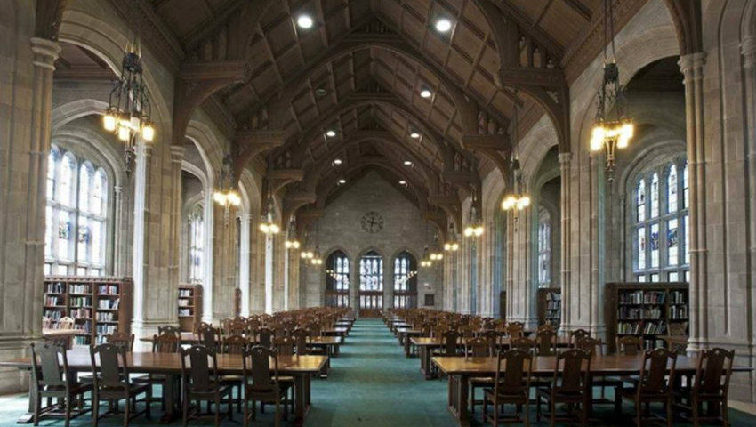 university libraries Stunning University Libraries Selected by Architectural Digest Stunning University Libraries Selected by Architectural Digest 4 C  pia